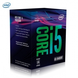 PROCESADOR INTEL CORE I5-9400F 2.9GHZ