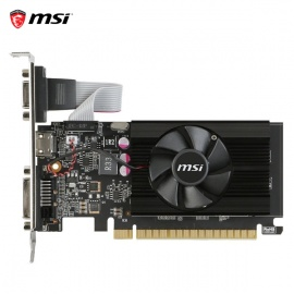 TARJETA DE VIDEO MSI GT710 2GB DDR3