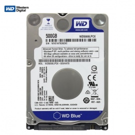 DISCO DURO WD 500GB SATA3 5400 BLUE