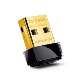 ADAPTADOR WIFI USB TP-LINK WN725N