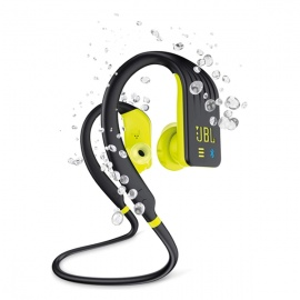 AUDÍFONO JBL ENDURANCE DIVE BT IPX7 BLACK/YELLOW
