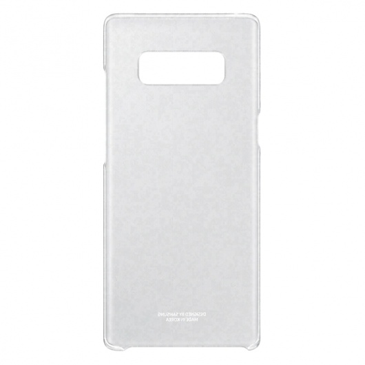PROTECTOR CLEAR COVER SAMSUNG NOTE 8 BLANCO