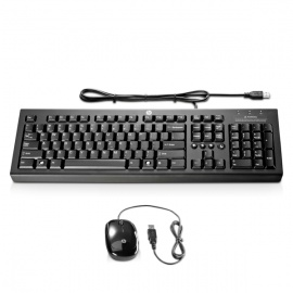TECLADO+MOUSE HP ESSENTIAL (H6LK29AA)