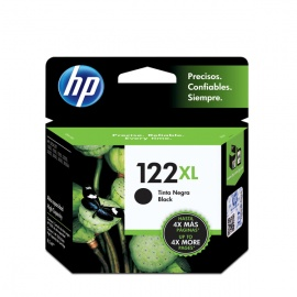 TINTA HP 122 XL NEGRO