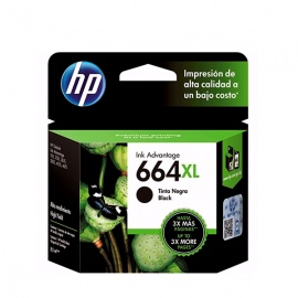 TINTA HP 664 XL NEGRO