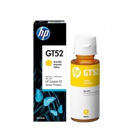 TINTA HP GT52 YELLOW