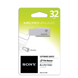 MEMORIA SONY M1 USB 32GB BLANCO