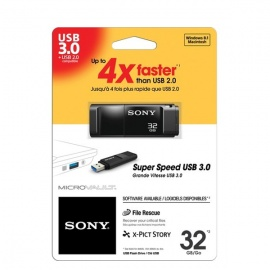 MEMORIA USB SONY X 32GB 3.0