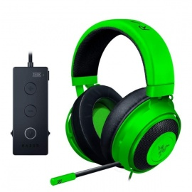 AUDIFONOS RAZER KRAKEN TOURNAMENT EDITION VERDE