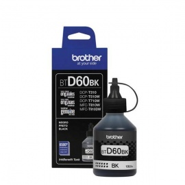 TINTA BROTHER BTD60 NEGRO
