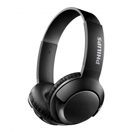 AUDÍFONO PHILIPS BASS+ SH3075BK BLUETOOTH