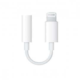ADAPTADOR APPLE LIGHTNING A JACK 3.5MM