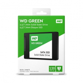 DISCO SOLIDO WD 120GB GREEN 2.5