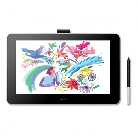 TABLETA GRÁFICA DIGITALIZADORA WACOM ONE 13.3