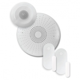 KIT NEXXT HOME INTELIGENTE (SENSOR DE MOVIMIENTO / ALARMA)