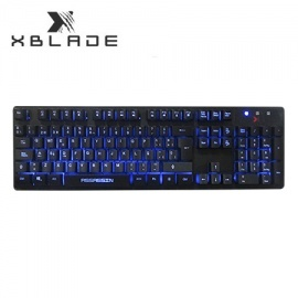TECLADO XBLADE GAMING ASSASSIN K409