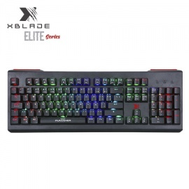TECLADO XBLADE ELITE PUNISHER RGB