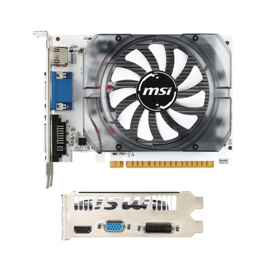TARJETA DE VIDEO MSI NVIDIA GT730 2GB V3 DDR3