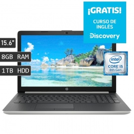LAPTOP HP 15-DA0029LA I5-8250U
