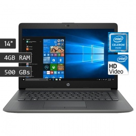 LAPTOP HP 14-CK0003LA