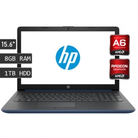 LAPTOP HP 15-DB0002LA