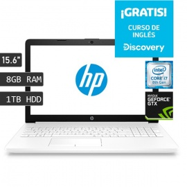 LAPTOP HP 15-DA0013LA I7-8550U