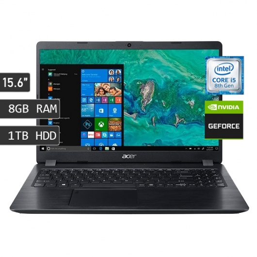 LAPTOP ACER A515-52G-52KS I5-8265U