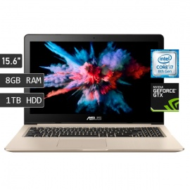 LAPTOP ASUS N580GD-DM299T I7-8750H 8GB/1TB/V4GB/15.6/W10
