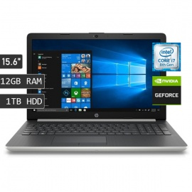 LAPTOP HP 15-DA0015LA I7-8550U