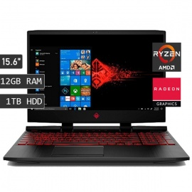 LAPTOP HP OMEN 15-DC0056LA I7-8750H