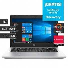LAPTOP HP PROBOOK 645 G4 AMD R7 2700U