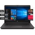 LAPTOP HP 245 G7 / RYZEN 3-2200U / RAM 8GB / DISCO 1TB / 14""