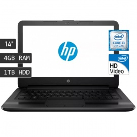 LAPTOP HP 240 G7 I3-7020U