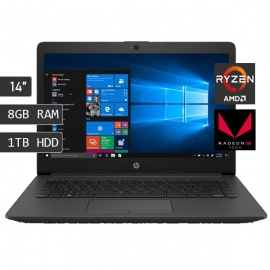 LAPTOP HP 245 G7 AMD RYZEN 5-2500U