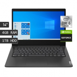 LAPTOP LENOVO IDEAPAD 3 14IML05 I5 10210U