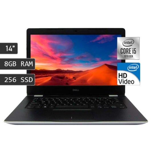 """LAPTOP DELL INSPIRON 3493 I5-1035G1/8GB/256SSD/14""""/FREEDOS"""