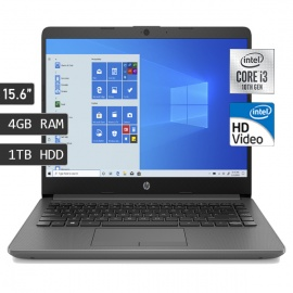LAPTOP HP 15-DW0020 I3-8130U
