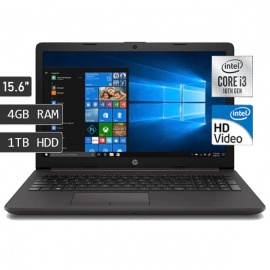 LAPTOP HP 250 G7 I3-1005G1 FREE-DOS