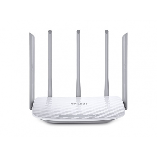 ROUTER INALAMBRICO TP-LINK AC1350 ARCHER C60 DUAL BAND