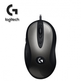 MOUSE LOGITECH MX518 HERO16K 16000 DPI BLACK/SILVER