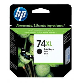 TINTA HP 74 XL NEGRO