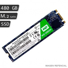 DISCO SOLIDO WD 480GB GREEN M.2 SATA
