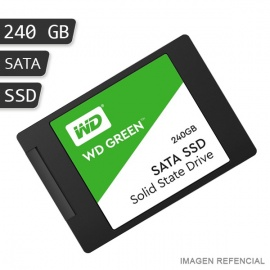 DISCO SOLIDO WD 240GB GREEN SATA