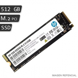DISCO SOLIDO HP EX950 512GB M.2 PCIe GEN 3X4