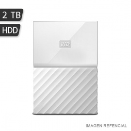 DISCO DURO EXT WD MY PASSPORT ULTRA 2TB
