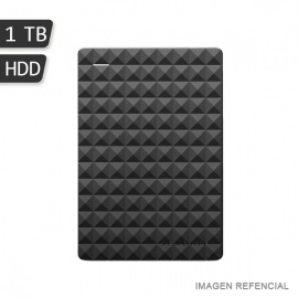 DISCO DURO EXT SEAGATE 1TB EXPANSION