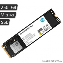 DISCO SOLIDO HP EX900 250GB M.2 PCIE