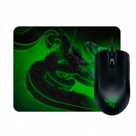 MOUSE RAZER ABYSSUS LITE+PAD GOLIATHUS CONSTRUCT