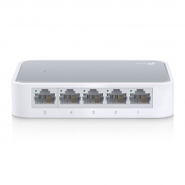 SWITCH TP-LINK DE 5 PUERTOS TL-SF1005D