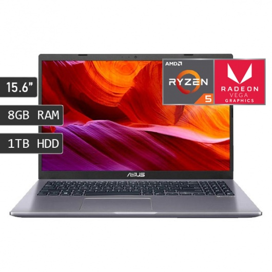 "LAPTOP ASUS M509DA-BQ179 R5-3500U 1TB/8GB/15.6""/FREEDOS"